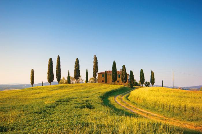 Radreisen Italien